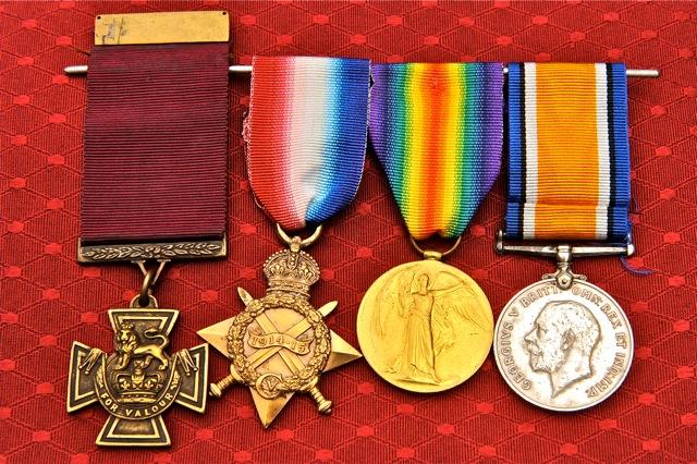 15 Thomas Barratt's Medals