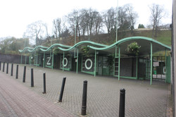Dudley Zoo entrance 1 MJP