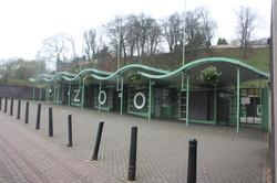Dudley Zoo entrance 1 MJP