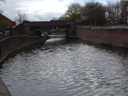 Tipton Canal near The Fountain