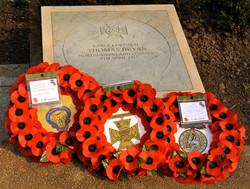 Thomas Bryan memorial