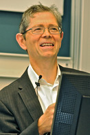 Graham Worton, Dudley's Keeper of Geolog
