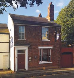 Faerie Locksmiths House Willenhall