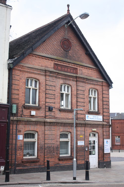 Dudley building Wton St area MJP