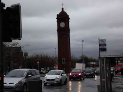 Farley Clock Tower