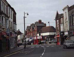 Wednesbury Town Centre