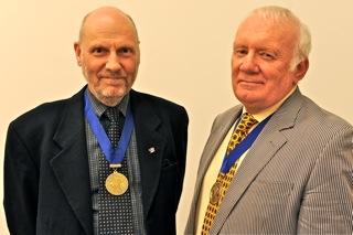 Keith Hodgkins & James Morgan