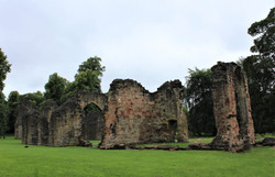 St. James Priory ruins, Dudley