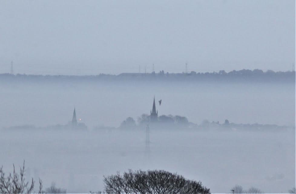 Mist over Wednesbury