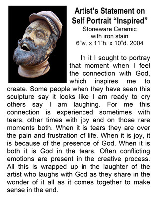 Inspired: Self Portrait