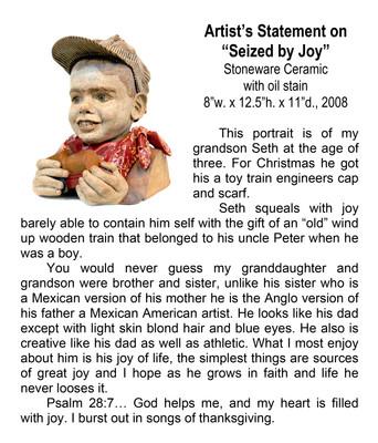 Seized by Joy: Seth