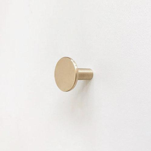 Brass knob 22