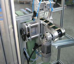 marcatura flange semi automatica