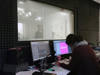 Producing pop songs!