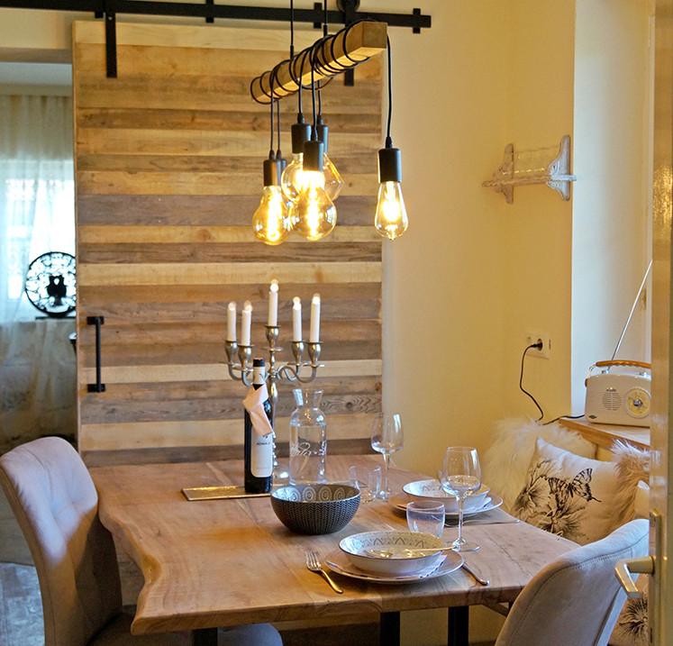 wir wünschen euch guten appetit und einen romantischen abend