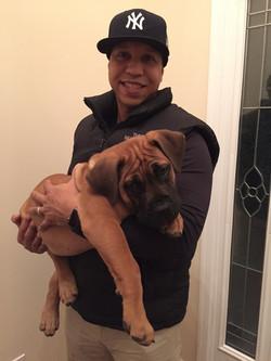 Brock X Nyla Pup