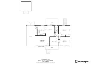 Floor Plan Chesaco in Rosedale