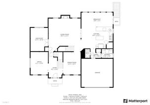 Floor Plan Powdersby in Joppa