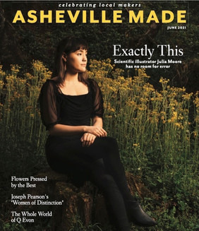Asheville Made Magazine Feature