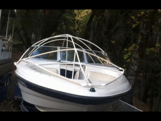 Free                                                              PVC Boat Cover Support Frame Plans