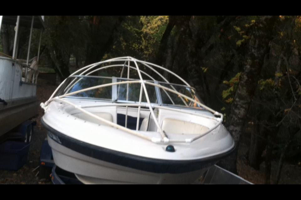 Boat Cover Support Frame