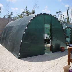 high hoop house