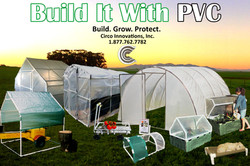 Build it with PVC