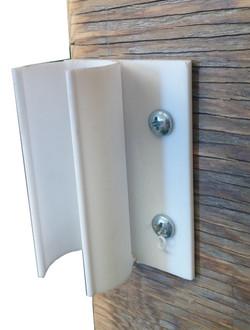 Snap Tab on Plywood
