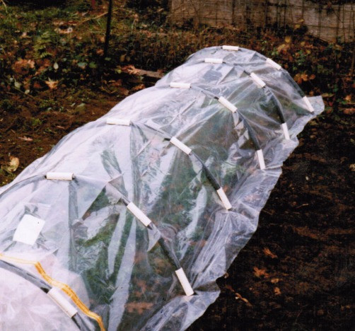 PVC Row Covers