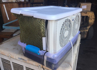 How to Make a PVC Swamp Cooler