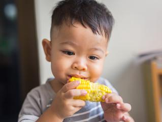 Vamos falar de Baby Led Weaning (BLW)? Método de introdução alimentar para os bebês!