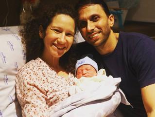 O dia em que meu bebê nasceu: Ivaíla Vidotti.