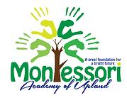 Montessori Academy of Upland Logo