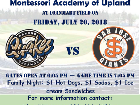 Family Night at Loanmart Field
