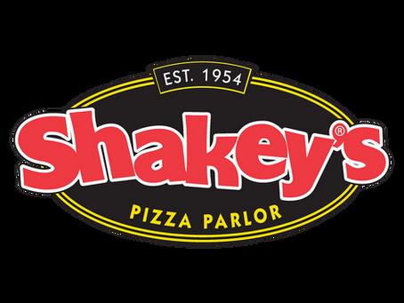 Shakey's Pizza Community Night and Fundraiser