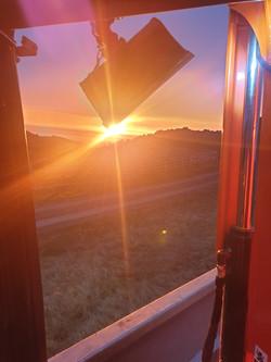 Sunrise at Lavericks