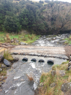 Culverts in action