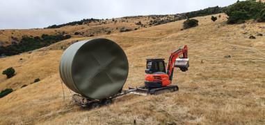 Water Tank Supply & Install