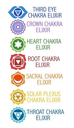 Chakra Elixirs