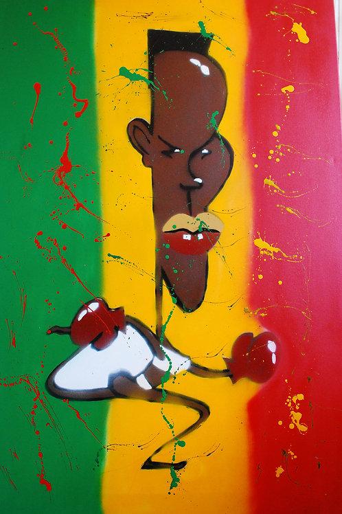 Moussa Sanogo - Grace Jones