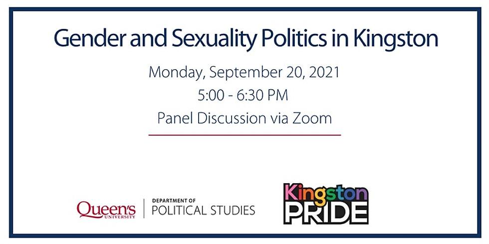 Gender & Sexuality Politics