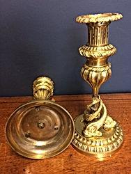 ormolu candlesticks