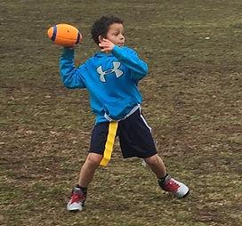 CAPITOL KIDS SPORTS FLAG FOOTBALL