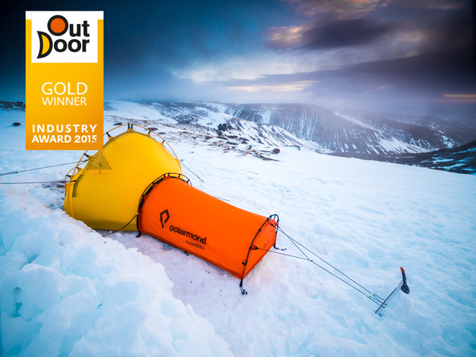 Polarmond All-In-One Tent Review