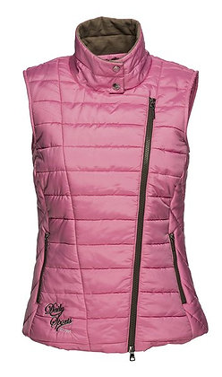 Livia Quilted Wind and Water Repellant Full Zip Gi