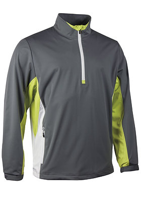 COLORADO BLOCK ZIP NECK GOLF WINDSHI