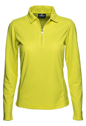 Macy Long Sleeved Polo Shirt