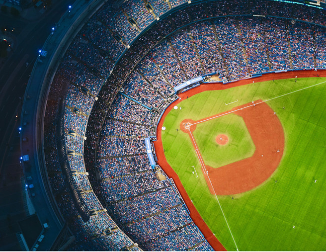 The New Corporate Art of the Baseball Stadium