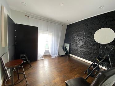 Boudoir Studio Space at A Wedding Loft Leesburg VA