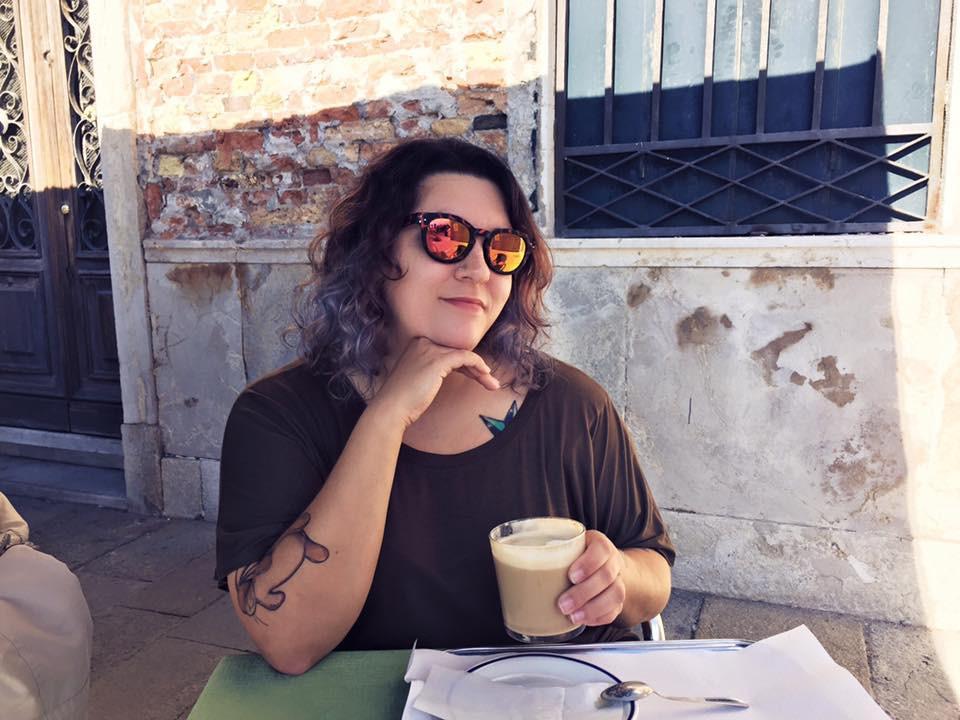 Amy, June 2015 in Venice